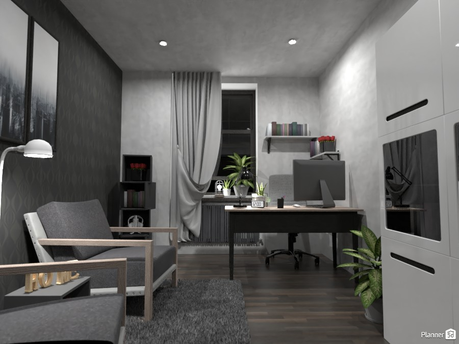 Home Office 4266719 by Flaw image