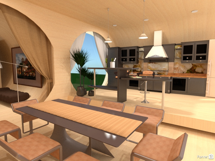Новый вариант кухни 1692672 by Татьяна image