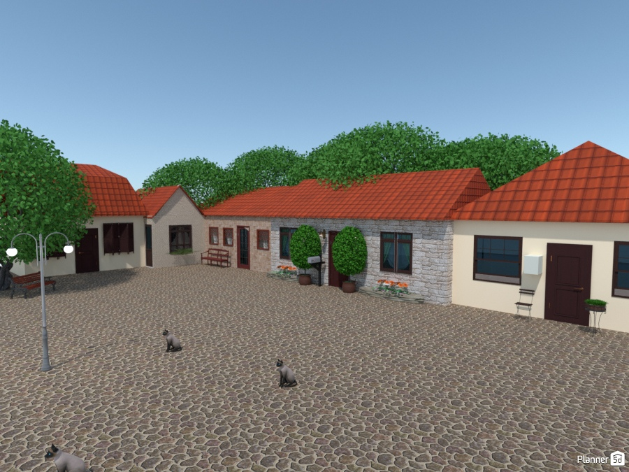 village 2131250 by Valerie Tobio image