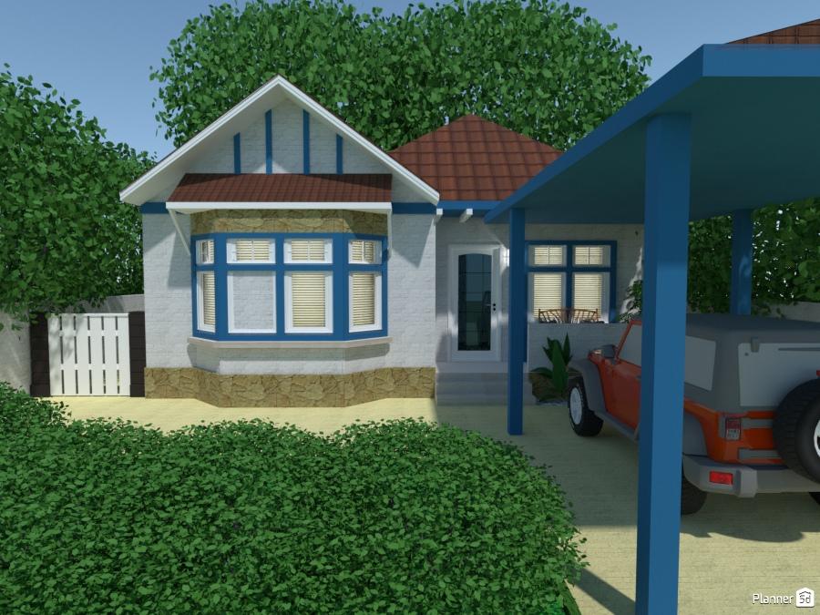 Pequeña Casa Campestre Ideas Para Casas