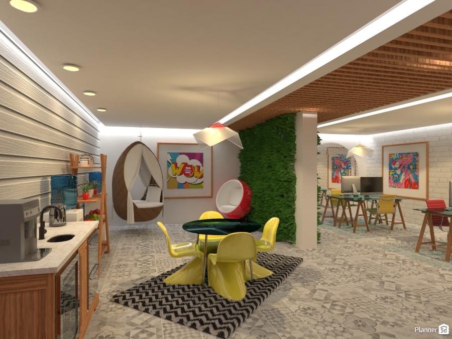 Idee Casa Fai Da Te.Working Place Idee Per Case Indipendenti Planner 5d