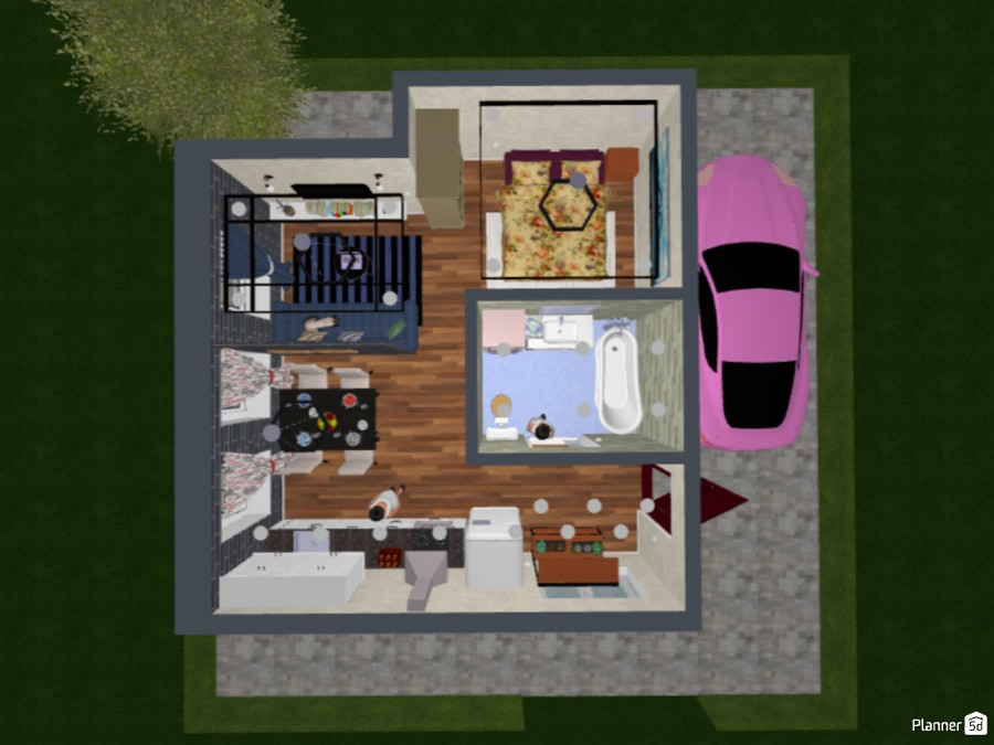 SMALL APARTMENT 82399 by Angel image