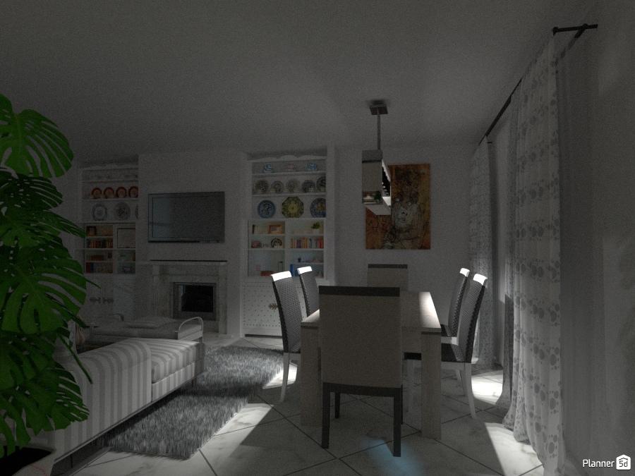 Progetto sala da pranzo idee per il soggiorno planner d