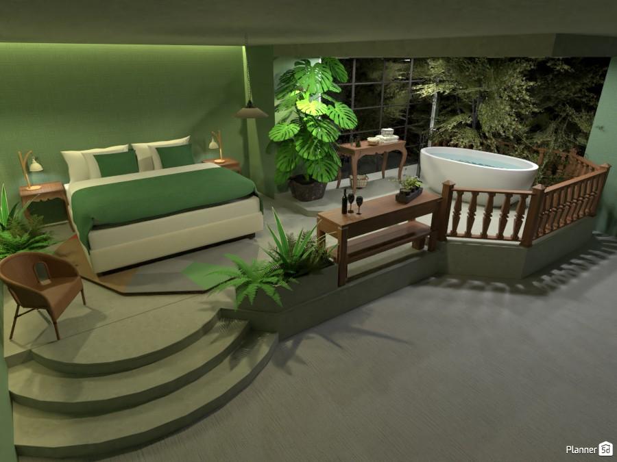 Green Dorm 3752884 by Junior Alves image
