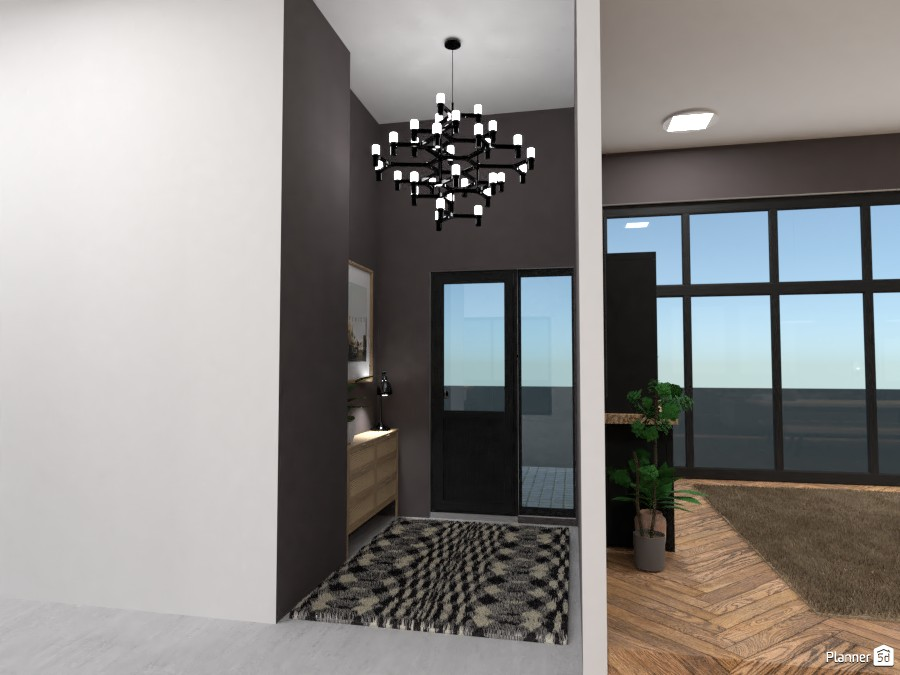 Scandinavian style modern - Entry Hall 4324957 by Ana G image