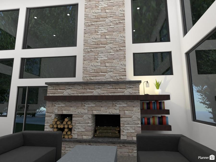 Custom Fireplace 3607323 by Chris Bjorgolfsson image
