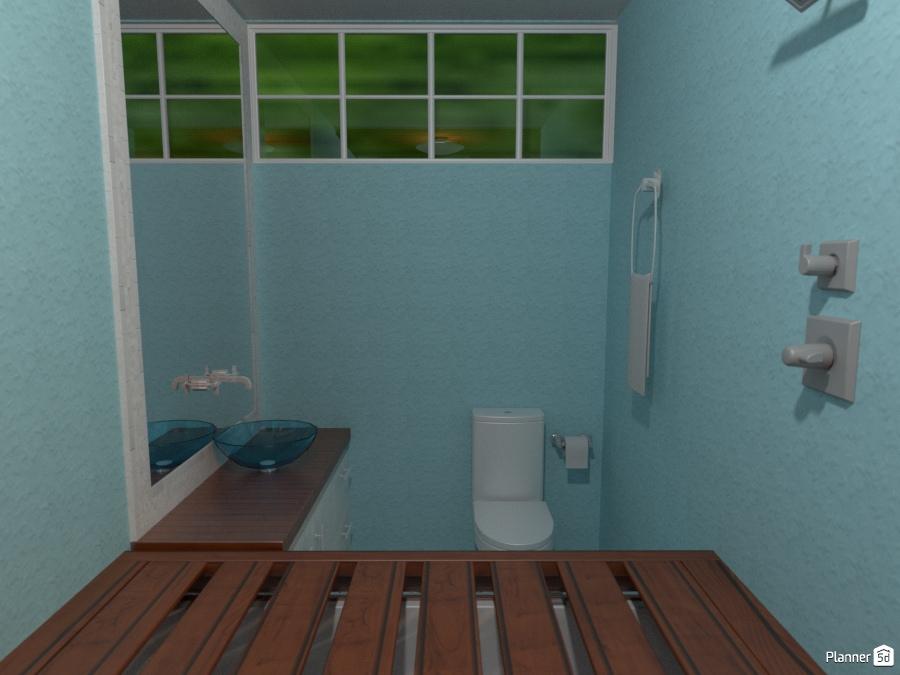 Seaside House Bathroom Diy Ideas Planner 5d