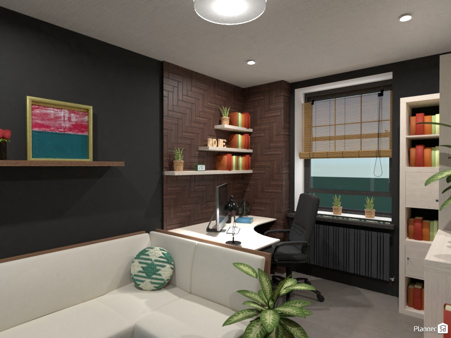 Home office from the Designe battle contest 4275134 by Gabes image