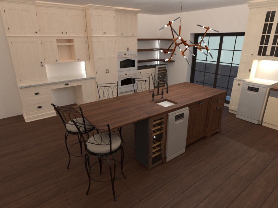 Clients custom kitchen 3835857 by LIKE! Salvatores Design page 304 image