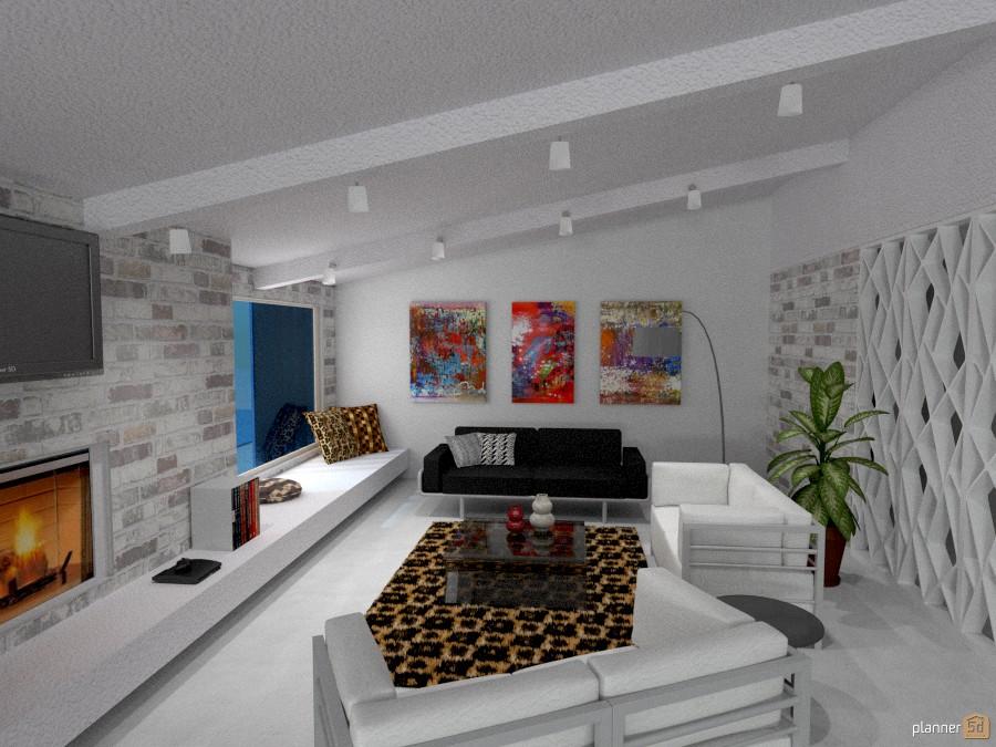 Villa Vacanze: Living 1015166 by Micaela Maccaferri image
