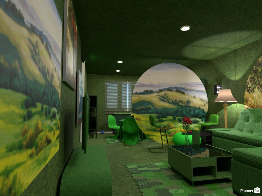 GREEN HOUSE!!!!!!!!! 3686874 by poly image
