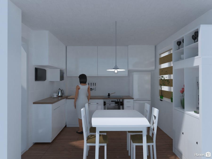 White kitchen 3344697 by Anonymous image