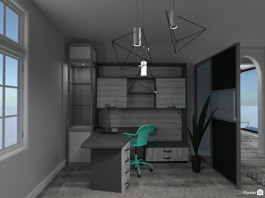 Office Reno 3546145 by Eat, Sleep, Design image
