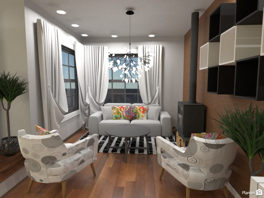 Dining and Living Room: Living Room 3761426 by Erin image
