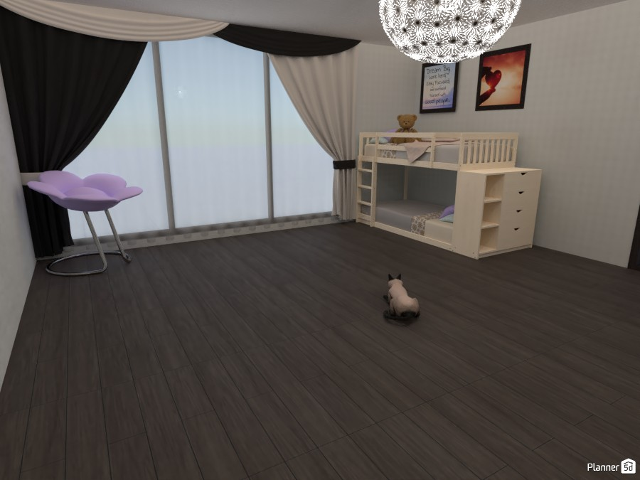 Children's Bedroom 3981951 by boo :) image