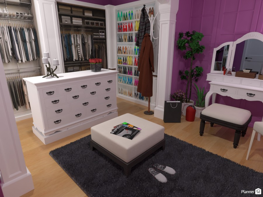 Walk in Closet 3764051 by RLO image