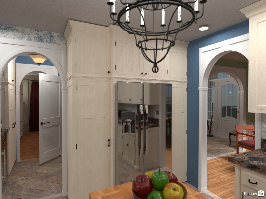 French Country Kitchen Remodel and Addition 3590361 by Kristin NM image