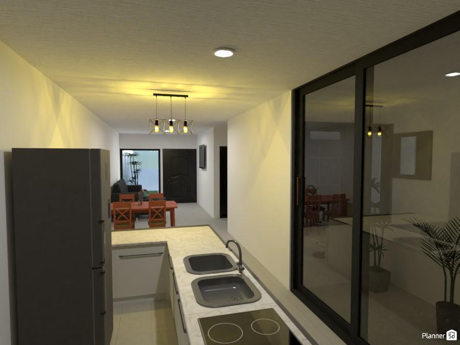 Cozinha e Sala 4088761 by Laís image