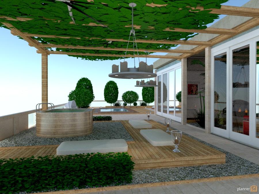 fotos apartamento terraza decoracin hgalo ud mismo diseo del paisaje ideas with terrazas con jacuzzi