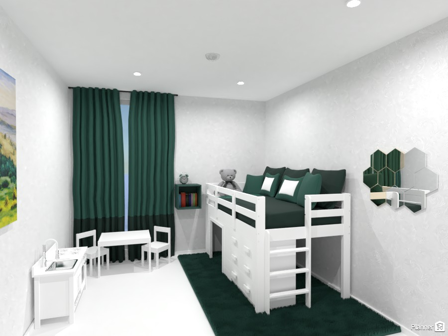 kids bedroom 4233428 by R.S image