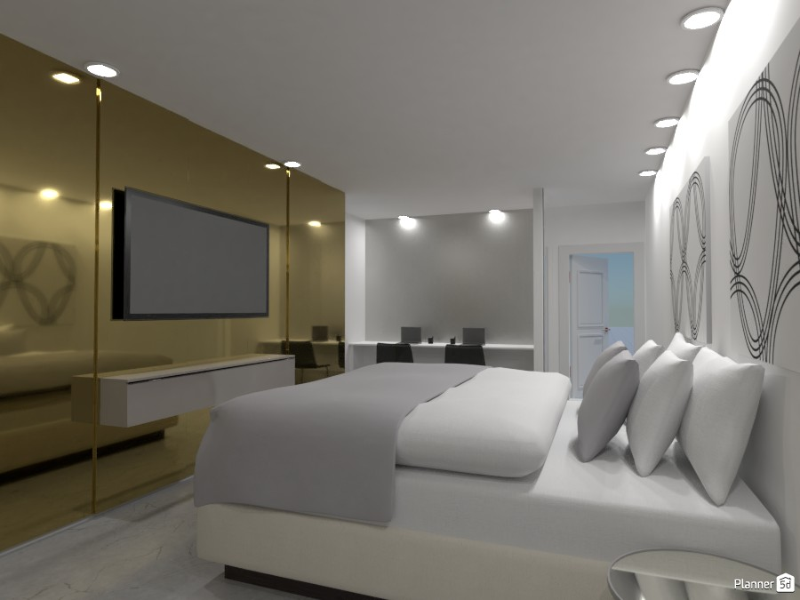bedroom 3361327 by Rayslla Andrade image