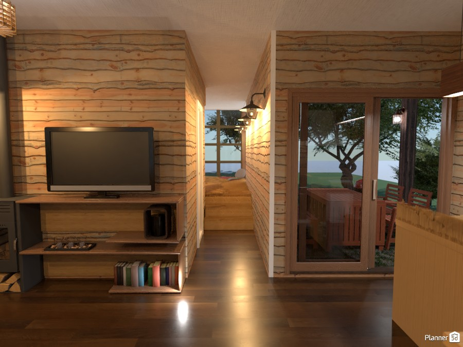 CABIN IN THE WOODS (ENG - ITA) 3772798 by Andrea image