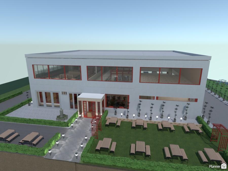 community center 4013144 by modelle b image