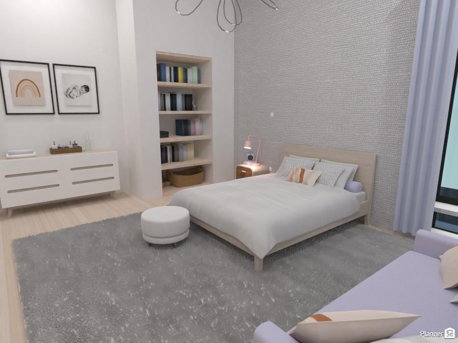Girls Bedroom 4217299 by Arita image