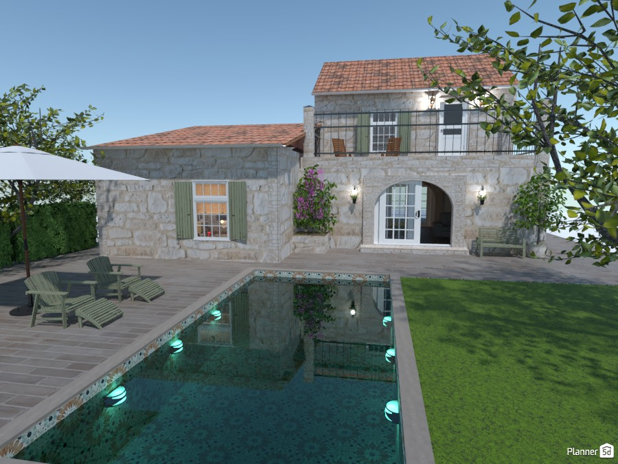 Mediterranean-style 4206303 by Remadi image