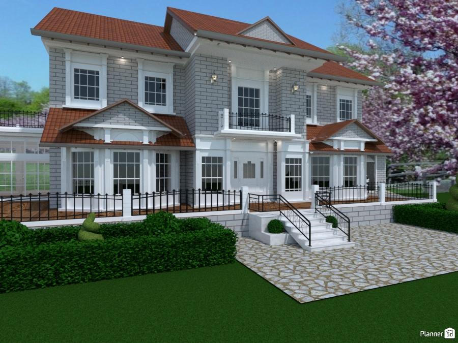 Casa vittoriana 1564890 by Svetlana Baitchourina image