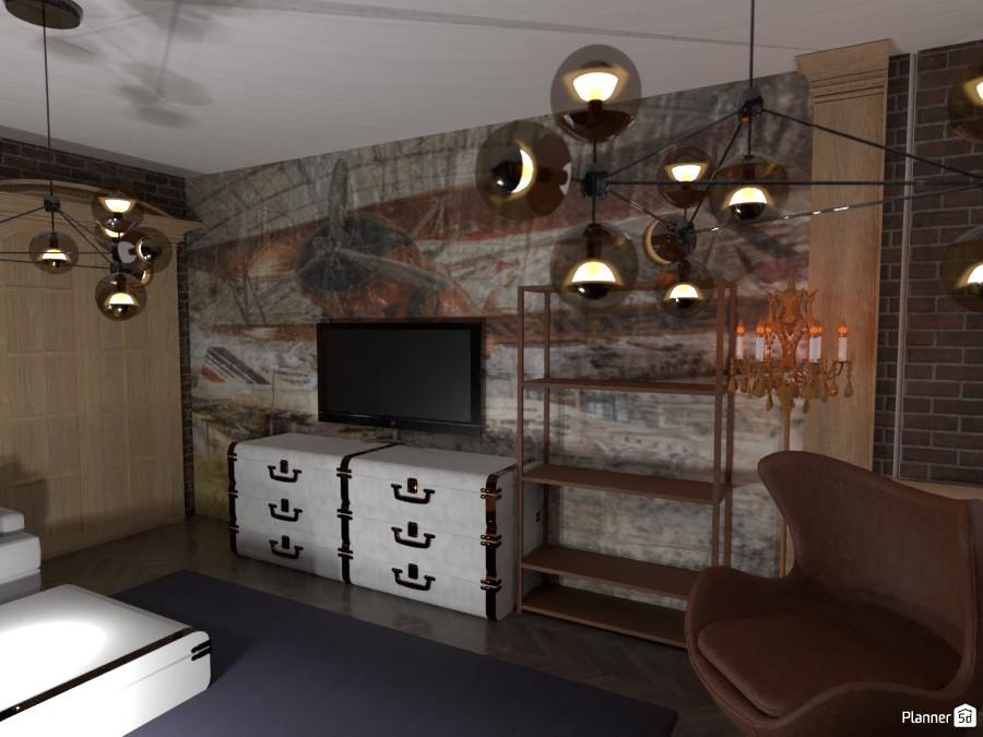 Комод из чемоданов. 3725979 by Алиса в Зазеркалье image