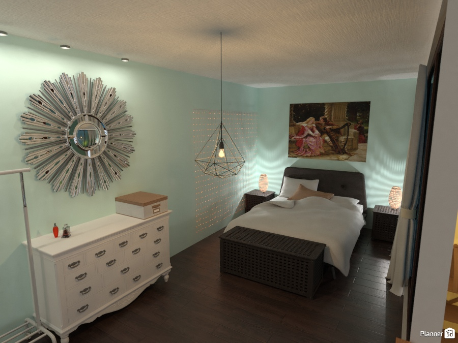 Loft bed area 1946789 by Lorena Cavalcanti image