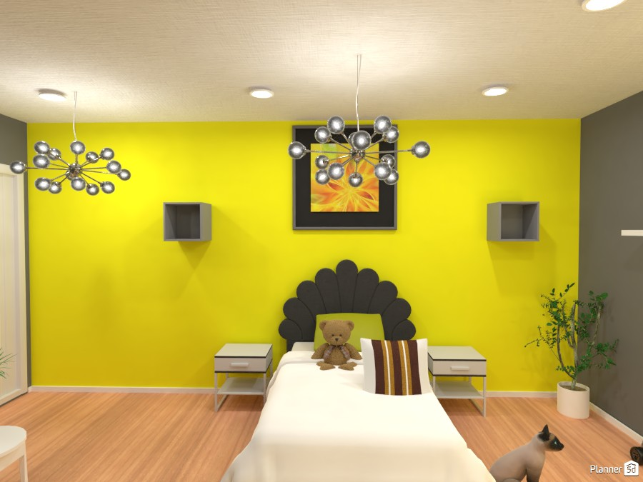 Yellow pepe bedroom 3922494 by Um..... something worse than skunks fart: ERIN'S Big FART image
