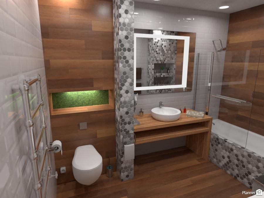 Дизайн ванны 2770055 by Вадим Варёнов image