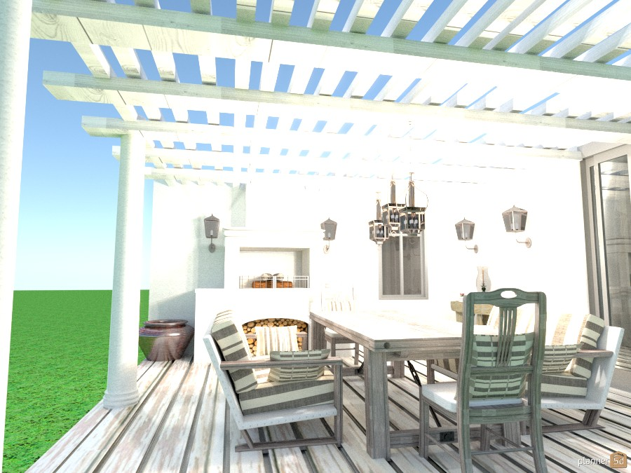 Mediterranea Con Piscina Ideen Für Ihr Haus Planner 5d