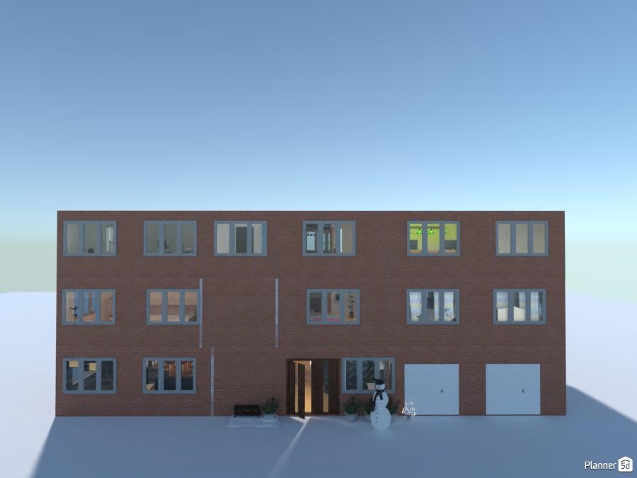 3 Story House 83867 by Designer...Uni image