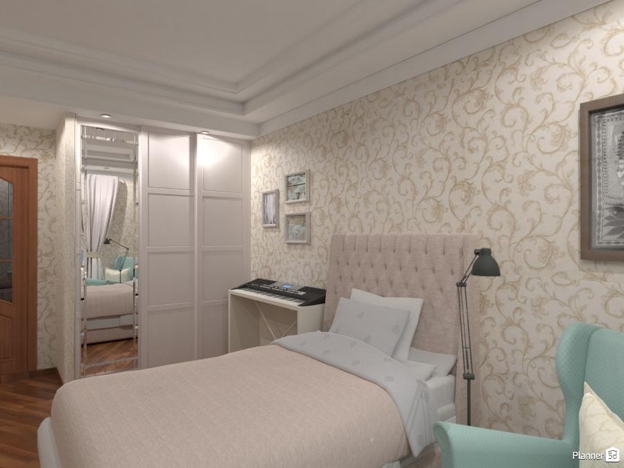 Комната для девушки 2931160 by Elena Strenova image