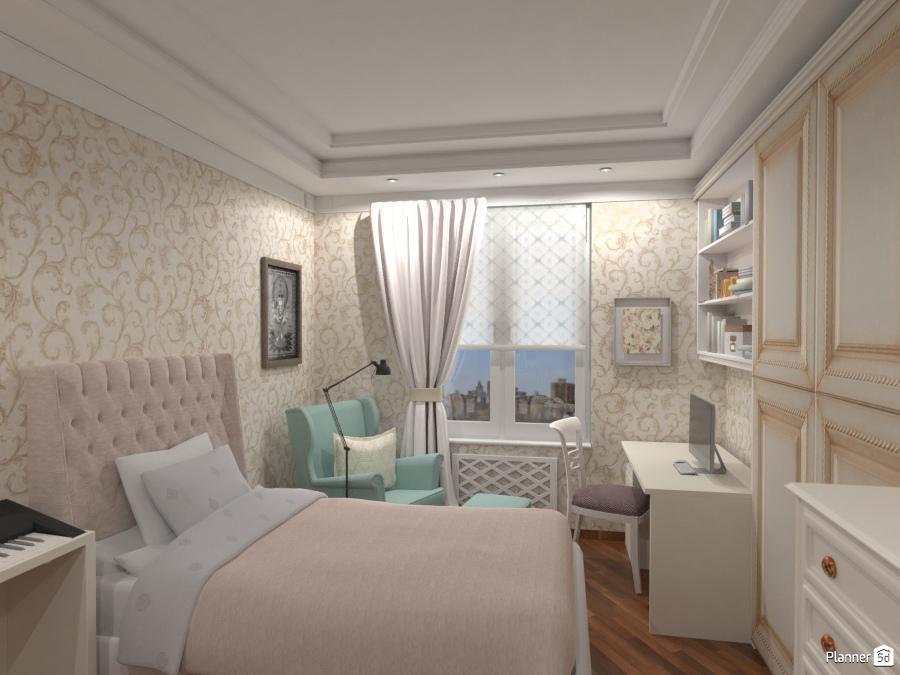 Комната для девушки 2931197 by Elena Strenova image