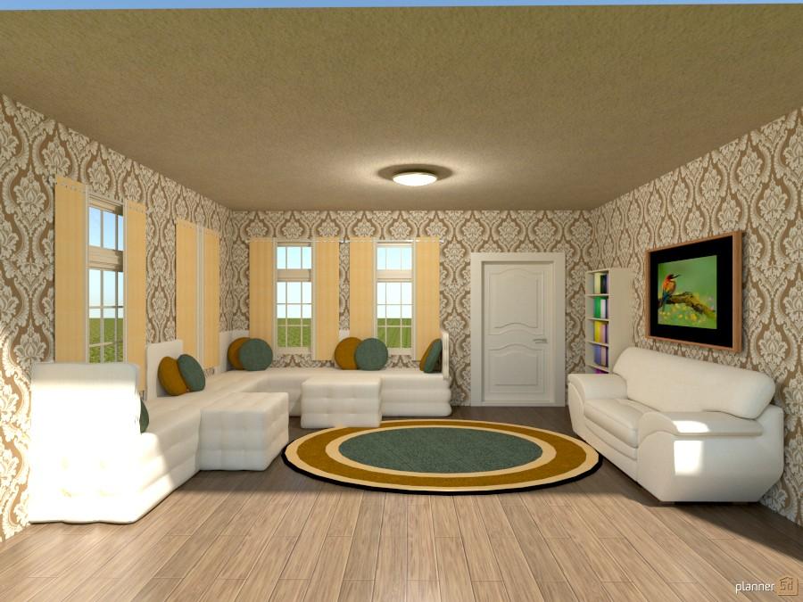 Quiet Reading Room Apartment Ideas Planner 5d