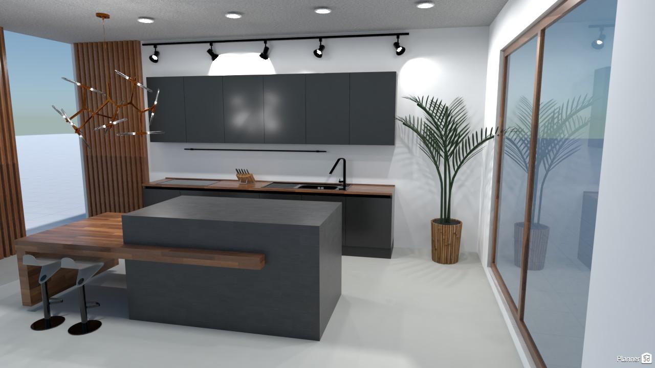 Modern Kitchen by Tal Banker 3500682 by Tal B image