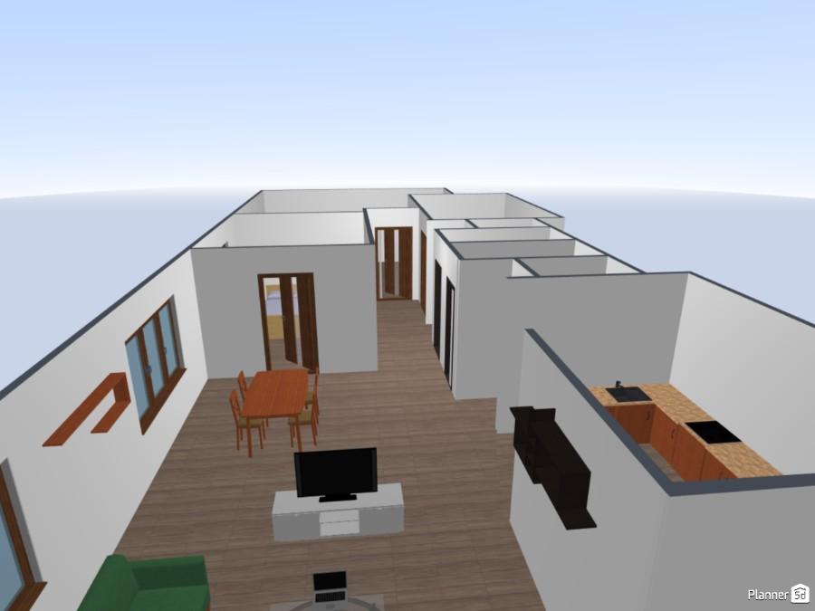 3Bhk Apartment 83705 by Trupal Patil image