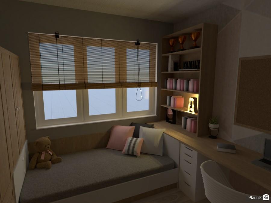 Habitación juvenil 3925632 by Laura image