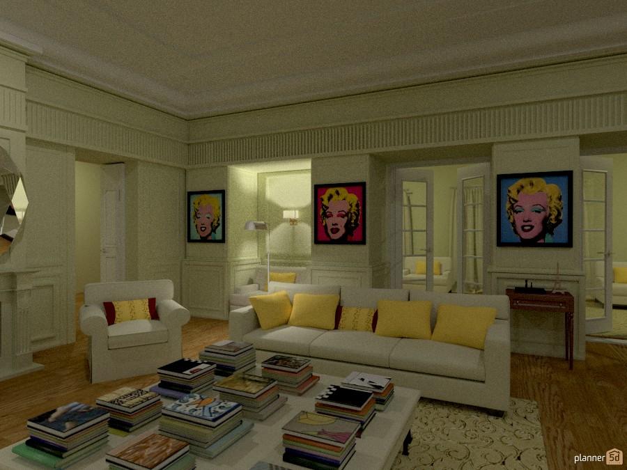 Appartamento a Milano 1204982 by Svetlana Baitchourina image