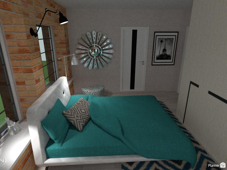 Camera da letto mare bedroom ideas planner 5d - Planner camera da letto ...