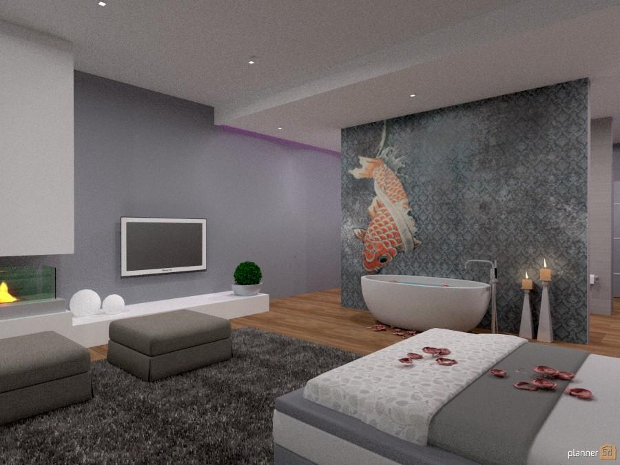 Interior Designer Camera Da Letto.Camera Da Letto Idee Per Appartamenti Svetlana Baitchourina