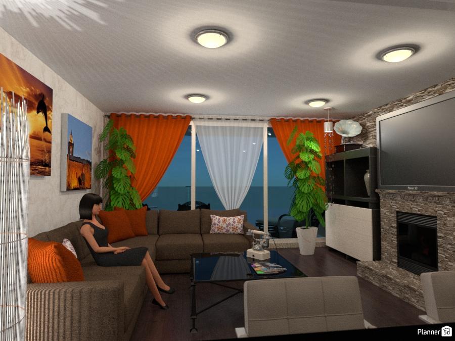 Salon living room ideas planner 5d for Room design 5d