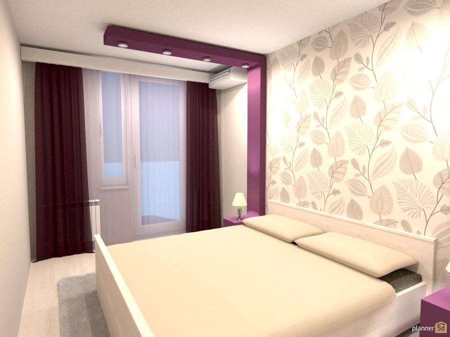 Спальня 1173437 by Денис Юрин image