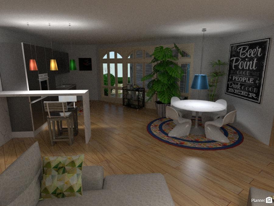 Villa Sul Lago Cucina Free Online Design 3d House Ideas Moonface By Planner 5d