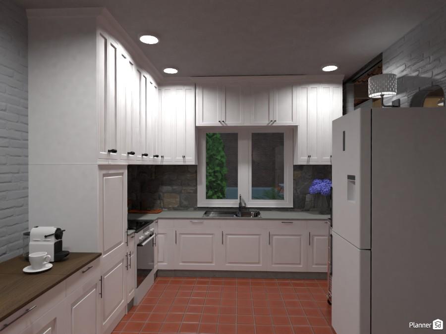Casa Colonial Cocina -Before 3437638 by Ezequiel Marotta image