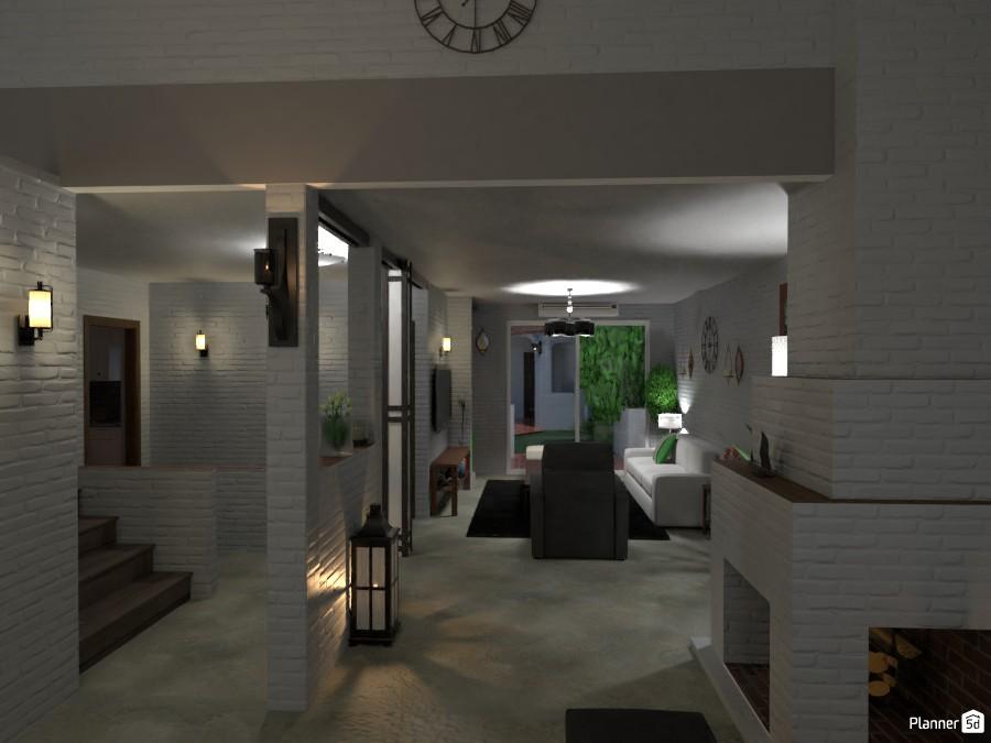 Casa Colonial Jardin -Front Before- 3434509 by Ezequiel Marotta image